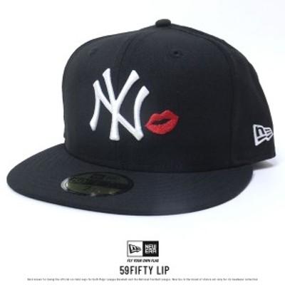 ニューエラ NEW ERA キャップ 帽子 メンズ レディース 9FORTY レディース 59FIFTY ニューヨーク・ヤンキース ブラック×ホワイト レッド
