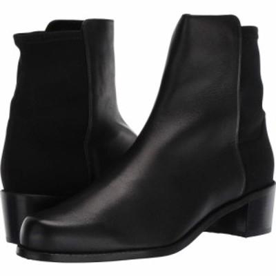 スチュアート ワイツマン Stuart Weitzman レディース ブーツ シューズ・靴 Easyon Reserve (5050) Bootie Black Nappa