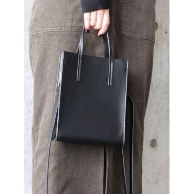 MURUA / デザインベルトスクエアバッグ WOMEN バッグ > ハンドバッグ