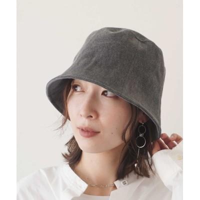 RiNc / 【 ammy. / エイミードット 】 ナチュラル モノトーン カラー バケット ハット WOMEN 帽子 > ハット