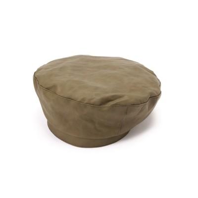 FREE'S MART / マットPUベレー帽 WOMEN 帽子 > ハンチング/ベレー帽