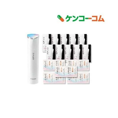 メラノフォーカスZ+美容液ファンデ&アクティブメラノリリーサーパウチサンプル ( 1セット )/ HAKU