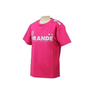 グランデ プロトタイプ ドライメッシュ キッズTシャツ半袖 GFP10035 2515 150