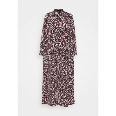 シュテフェン スクラウト ワンピース レディース トップス JULIE BOHEMIAN DRESS - Maxi dress - red