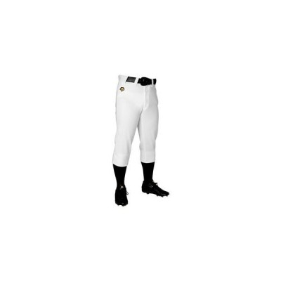デサント(DESCENTE) ジュニアユニフィットパンツ レギュラーパンツ (野球) JDB1010P Sホワイト 140