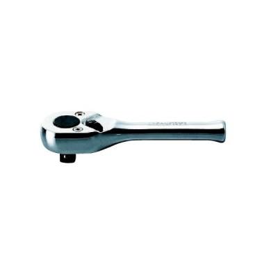 コーケン Ko-Ken 1/4(6.35mm)ラチェットハンドル(ショート) 全長75mm 2753PS [A010511]