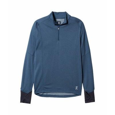 オン シャツ トップス メンズ Weather-Shirt Navy