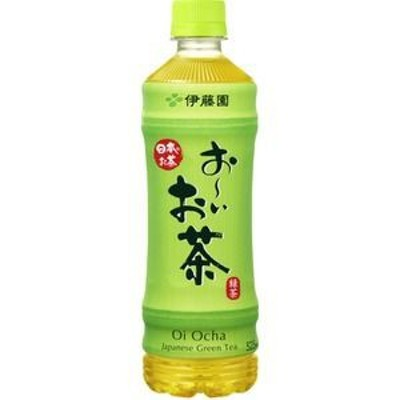 ds-2038067 【まとめ買い】伊藤園 PETお~いお茶緑茶525f×48本セット (ds2038067)