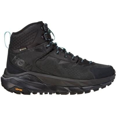 ホッカオネオネ シューズ レディース ハイキング Sky Kaha Hiking Boot - Women's Black Iris/Blue Sapphire