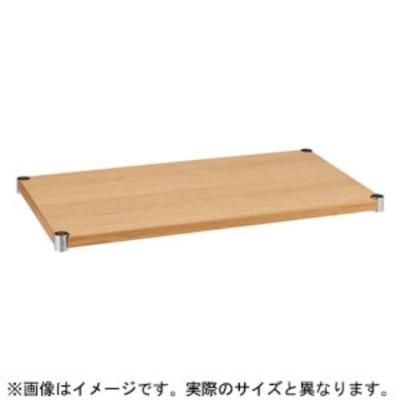 ホームエレクター ウッドシェルフ 棚板 間口600×奥行450mm(オーク)  H1824WOK1 【返品種別A】