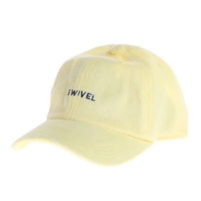 Swivelアウトドアロゴパイルキャップ 898SW0ST6151 YELイエロー