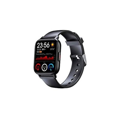【送料無料】Smartwatch QS16 Pro DIY Watch Face Waterproof Full Touch Screen Bluetooth 5