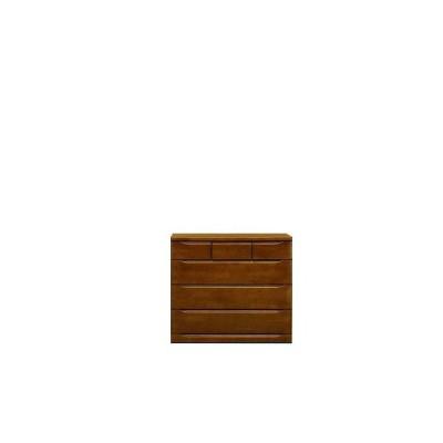 ベスト 100cm幅 4段チェスト 木製 シンプル