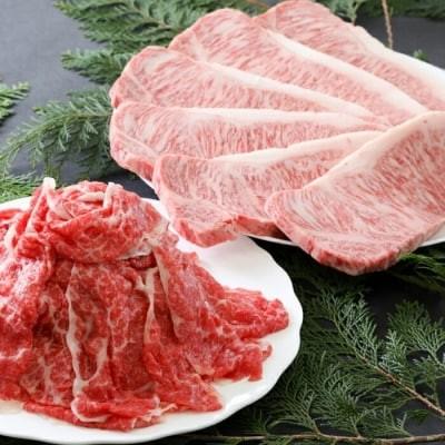 黒毛和牛のざき牛 サーロインセット(サーロインステーキ200g×6・切り落とし1.2kg)J-017