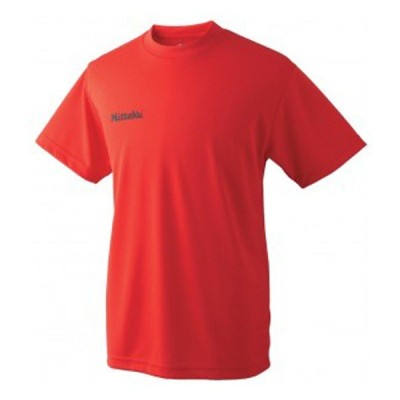 Nittaku ニッタク adg0092 DRY T-SHIRT ドライTシャツ 卓球ウェア メンズ レディース 半袖 キッズ ジュニア トップス「卓球 ユニフォーム」