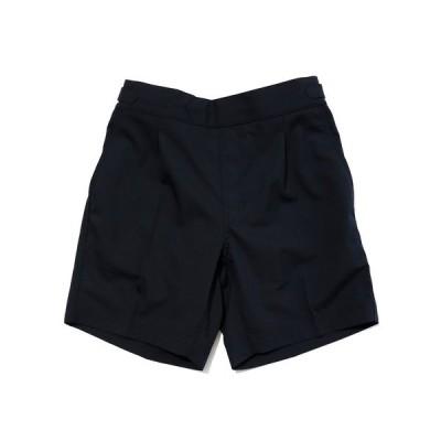 パンツ COLONY CLOTHING/ウールギャバストレッチショートパンツ