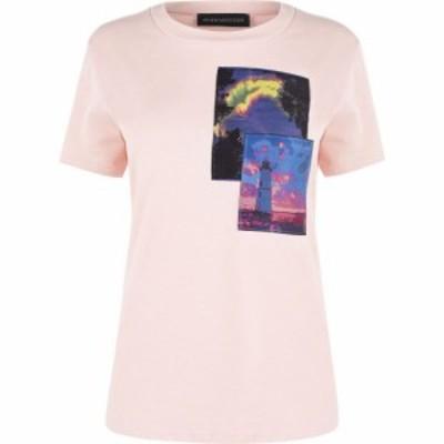 スポーツマックス Sportmax Code レディース Tシャツ トップス Abetaia T Shirt Pink