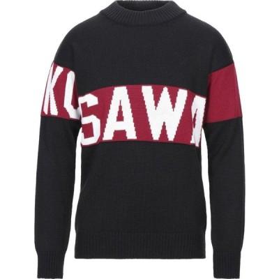 タケシ クロサワ TAKESHY KUROSAWA メンズ ニット・セーター トップス turtleneck Black