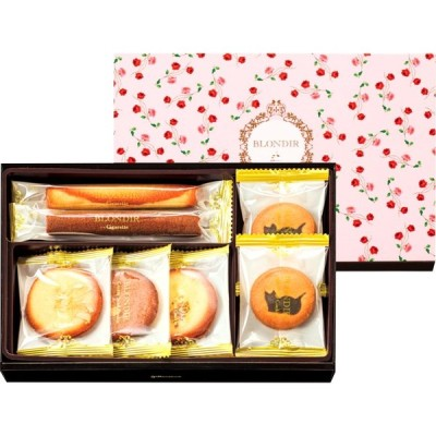 ギフト お菓子 詰め合わせ 洋菓子 ビアンクール ブロンディールBD-5 出産祝い 内祝い お返し 挨拶 出産内祝い お礼 お供え 香典返し