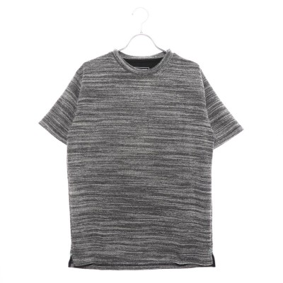 イグニオ IGNIO メンズ 半袖Tシャツ タイガー杢パイルTシャツ(半袖) MタイガーモクパイルTSS