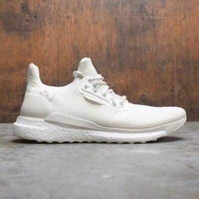 アディダス Adidas メンズ スニーカー シューズ・靴 Consortium x Pharrell Williams Solar HU PRD white/cream white/raw white/off white