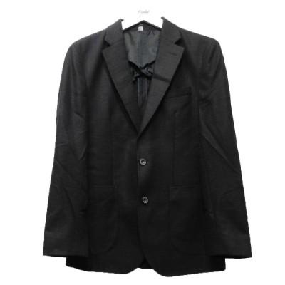 HARDY AMIES テーラードジャケット ブラウン サイズ:36R/46R (自由が丘店) 201017