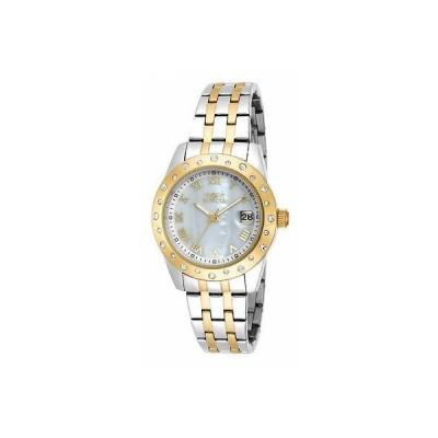インヴィクタ 腕時計 Invicta レディース 17489 エンジェル アナログ ディスプレイ Japanese クォーツ ツートン 腕時計