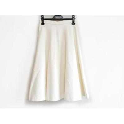ミューズ muse スカート サイズ36 S レディース 美品 白【中古】20200718