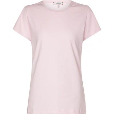 ドロシー シューマッハ Dorothee Schumacher レディース Tシャツ トップス Set of 2 stretch-cotton jersey T-shirts Pale Rose