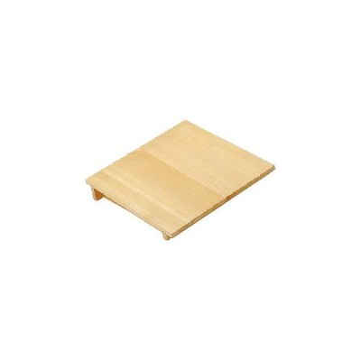 木製 角セイロ用 傾斜蓋(サワラ材) 30cm用