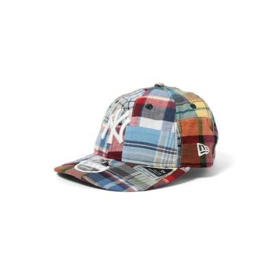 BEAMS MEN / NEW ERA × BEAMS / 別注 Patchwork Logo Retro Crown 9FIFTY Cap MEN 帽子 > キャップ