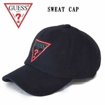GUESS ゲス ロゴ キャップ 帽子 スウェットキャップ ソフトキャップ ロゴキャップ LOGO CAP アメカジ ブランド キャップ