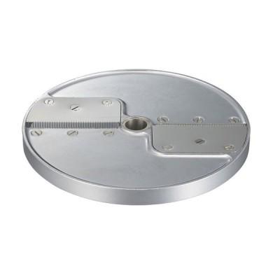 ロボクープCL−52D・50E用刃物円盤 角千切り盤 8×8mm (運賃別途お見積り)(メーカー直送 代引き不可)