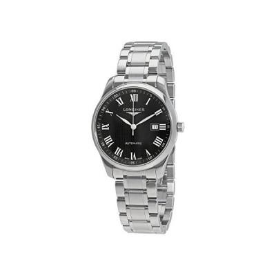 Longinesマスターコレクションステンレススチール自動メンズ腕時計l28934516
