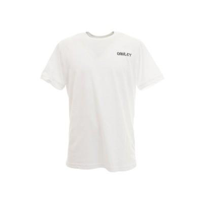 【最大10%OFF!まとめ買いクーポン★6/20迄】オークリー(OAKLEY) ENHANCE EX QDC 半袖Tシャツ A FOA401591-100 (メンズ)