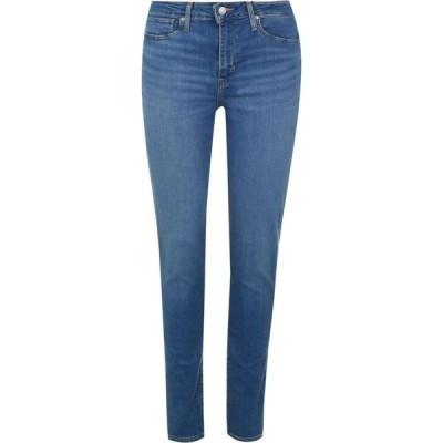 リーバイス Levis レディース ジーンズ・デニム ボトムス・パンツ 721 High Rise Skinny Jeans LA Sun