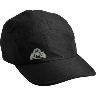 イーストマウンテンスポーツ EASTERN MOUNTAIN SPORTS メンズ キャップ 帽子 EMS Stratus Storm Cap BLACK