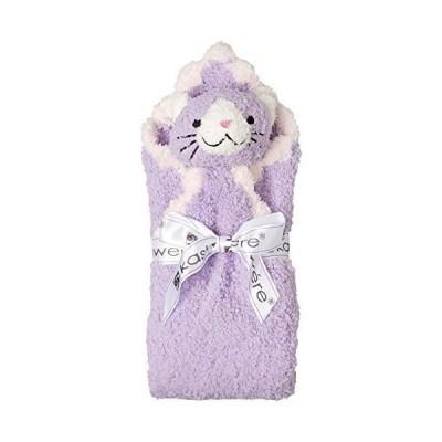 [カシウェア] ブランケット Kashwere Kreatures 出産祝い ベビーブランケット ギフト KK-60-19-215 Cat