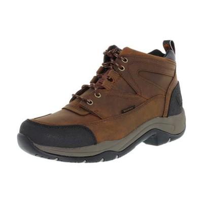 ブーツ アリアト Ariat レディース Terrainh2O アンクル レザー Hiking ブーツ Copper