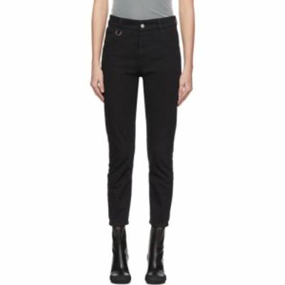 ランダム アイデンティティーズ Random Identities レディース ジーンズ・デニム ボトムス・パンツ black bless the 60s jeans Black