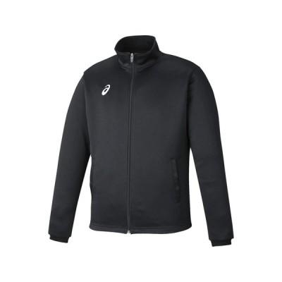 [アシックス] フィットネス ジャケット XAT145 メンズ ブラック 日本 M (日本サイズM相当)