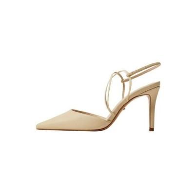 マンゴ レディース 靴 シューズ DEDO-I - Classic heels - cremeweiB