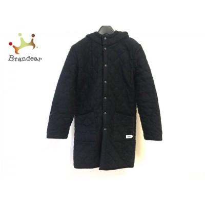 アーメン ARMEN ダウンコート サイズ0 XS レディース - ダークネイビー 長袖/キルティング/冬   スペシャル特価 20210130