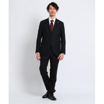 (TAKEO KIKUCHI/タケオキクチ)【Sサイズ~】毘沙門 セットアップスーツ/メンズ ブラック(019)