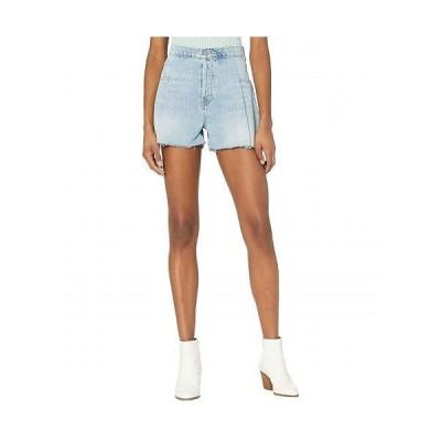 Hudson Jeans ハドソン ジーンズ レディース 女性用 ファッション ショートパンツ 短パン Paperbag Loose Shorts in Mirrors - Mirrors