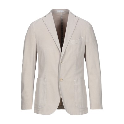 ボリオリ BOGLIOLI テーラードジャケット ベージュ 54 コットン 97% / ポリウレタン 3% テーラードジャケット