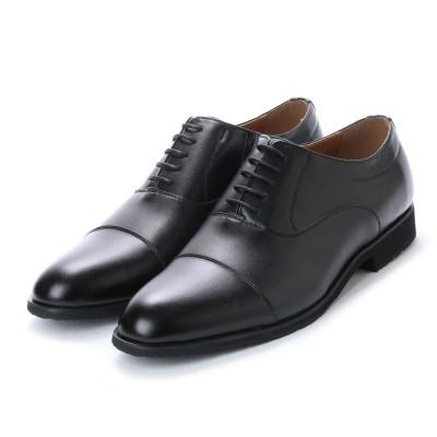 ユーピーレノマ U.P renoma ビジネスシューズ U3574 (ブラック)