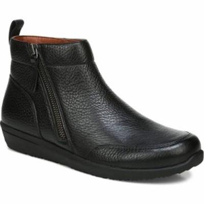 バイオニック VIONIC レディース ブーツ シューズ・靴 Lois Bootie Black Leather