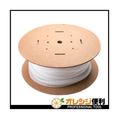 パンドウイット 電線保護チューブ スリット型スパイラル パンラップ 束線径18.3Φmm 30m巻き ナチュラル PW75F−C PW75F-C 【295-3731】
