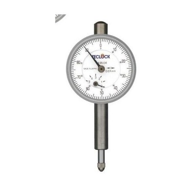 テクロック (TECLOCK) 小型ダイヤルゲージ TM-35-04